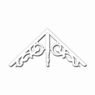 ゲーブル・ペディメント ジンジャーブレッド GPK930_1