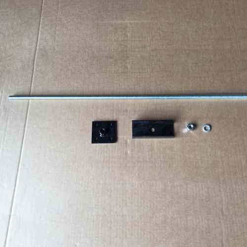 バラスターシステム ニューウェルポスト専用取付金物 NPK400