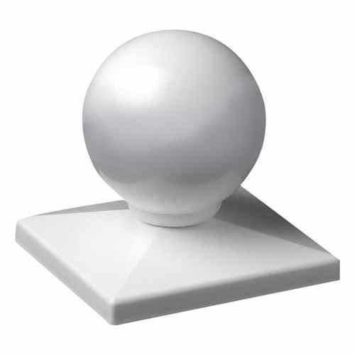 ポストキャップ・ボール QR-4BLCP