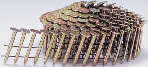 シングル屋根専用コイル釘